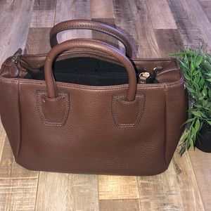 FREE WITH PURCHASE JACLYN SMITH Satchel